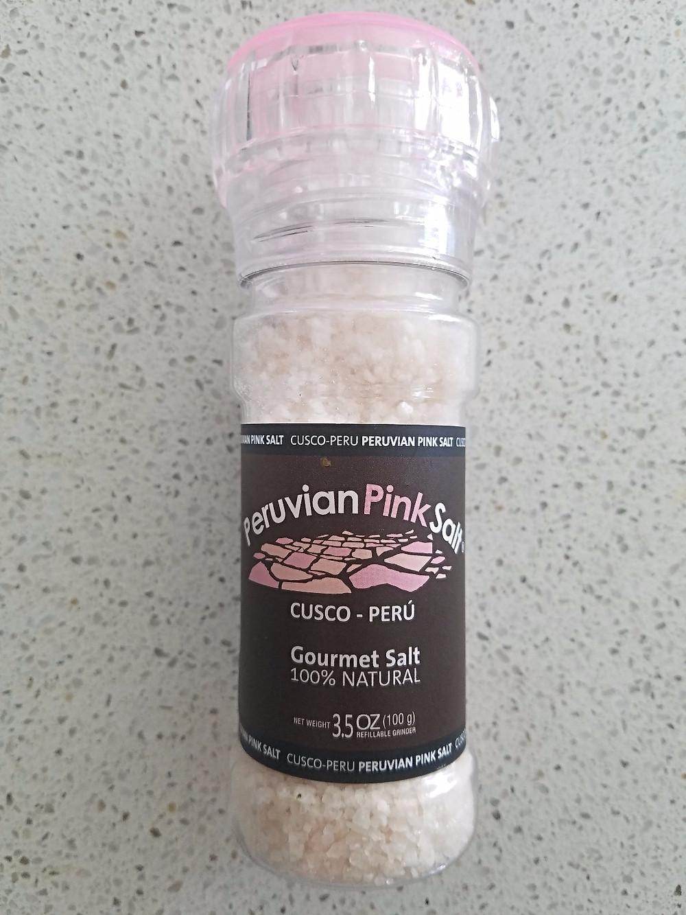 Pink Maras Salt