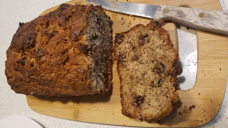 The Best Quarantine Banana Bread...Ever