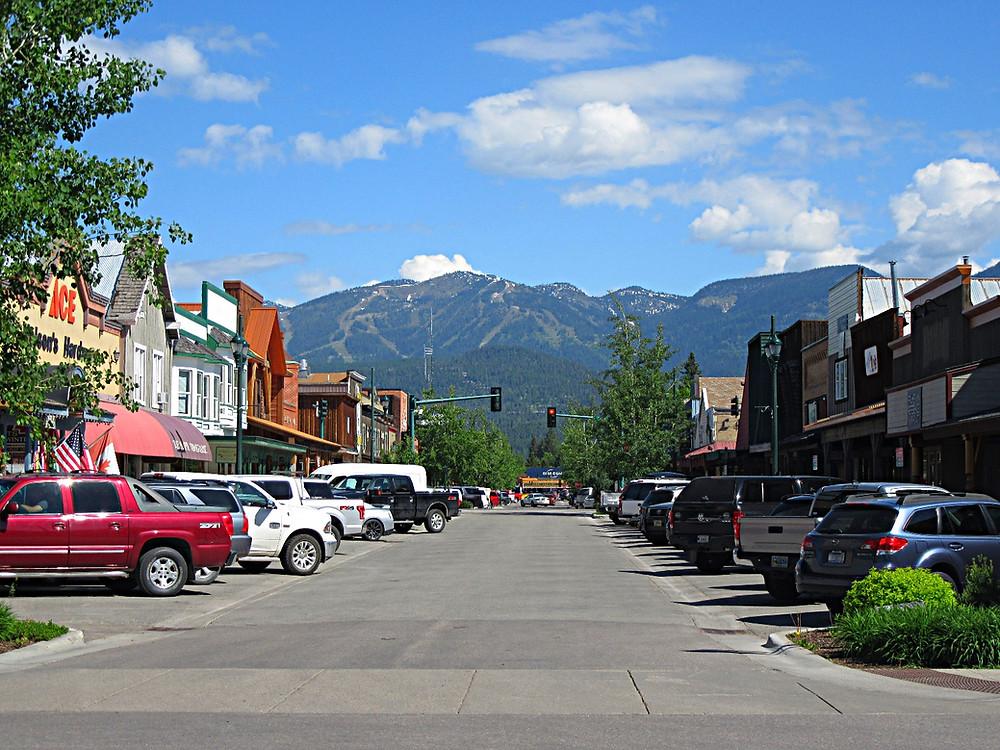 Traveleidosope:  Whitefish, Montana
