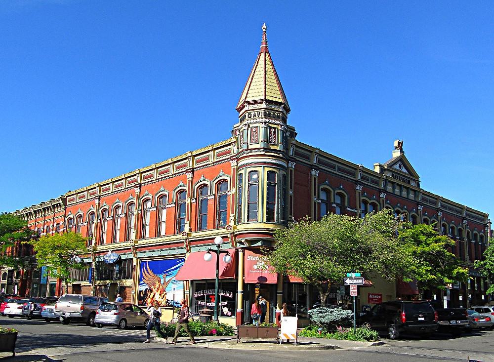 Traveleidoscope:  Ellensburg, Washington