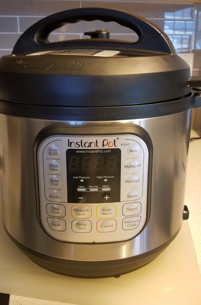 Traveleidoscope:  Why I Didn't Love My Instant Pot