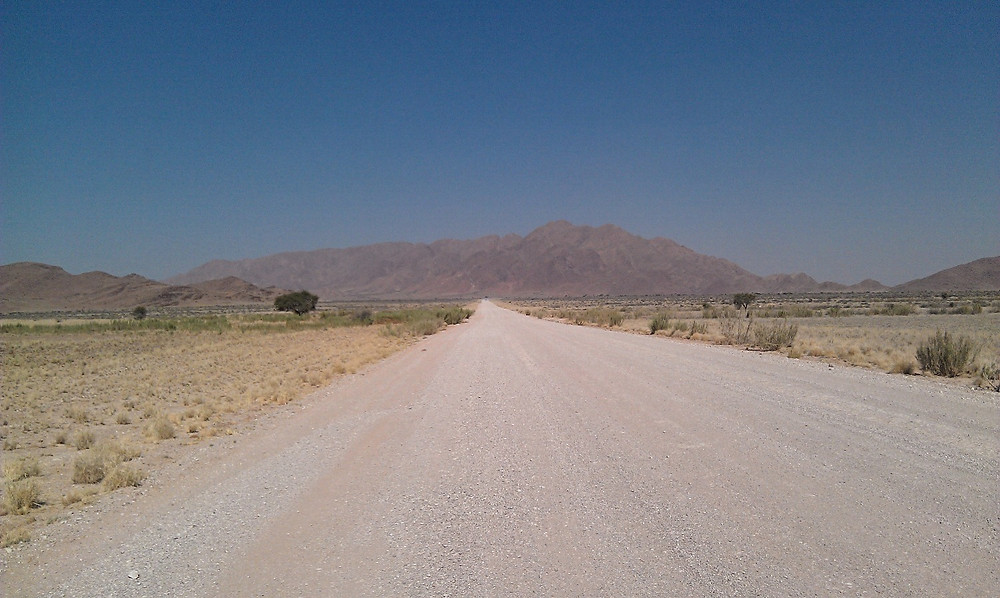 Road, Namibia