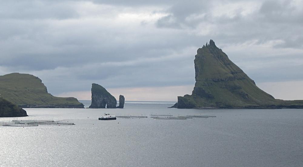 Traveleidoscope:  Tindhólmur, Faroe Islands