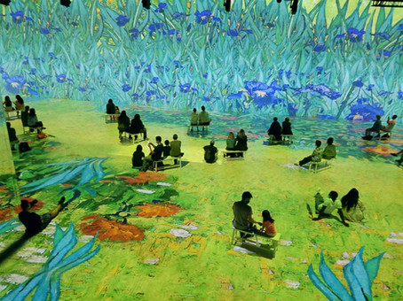I Was Skeptical About Immersive Van Gogh...Until I Went