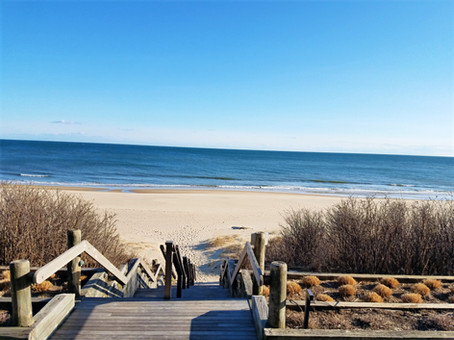 "Let's ""Montauk"" About It! A Quick Trip to the Hamptons!"