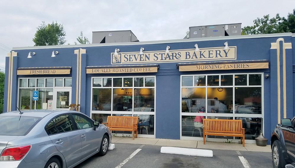 Traveleidoscope:  Seven Stars Bakery, Providence, Rhode Isalnd