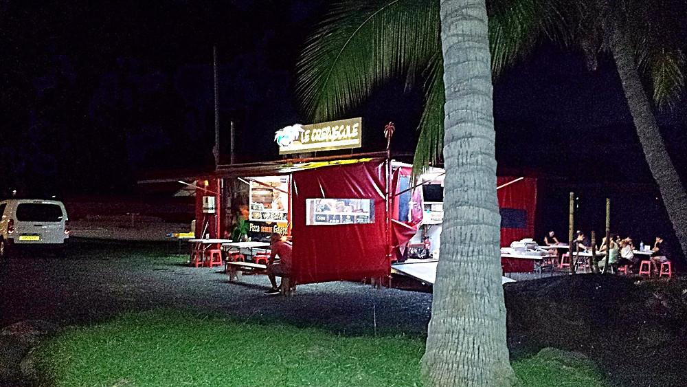 Le Crepescule food truck