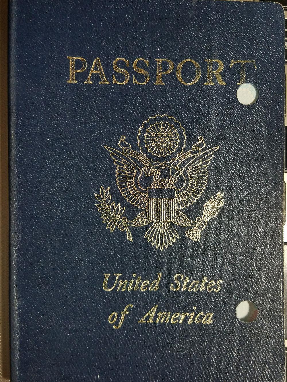 Help!  My Passport's Been Stolen!