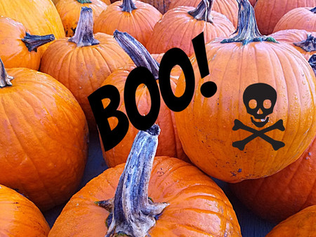 5 Races to Get Your Halloween Spook On!