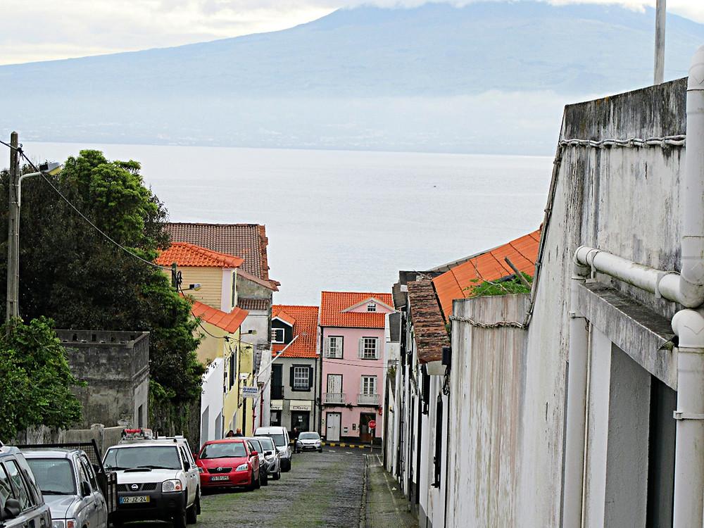 Traveleidoscope:  It's always uphill in the Azores!