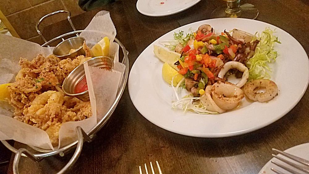 Traveleidoscope:  Carpaccio Tuscan Kitchen, Annapolis, Maryland