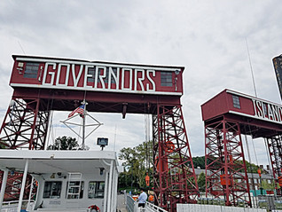 Photo Tour of Governors Island