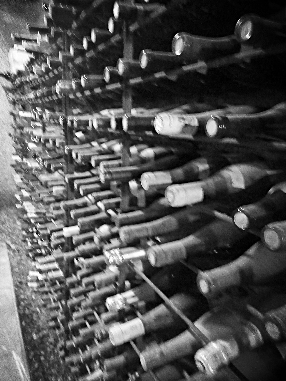 Traveleioscope:  Wine Bottles, Burgundy