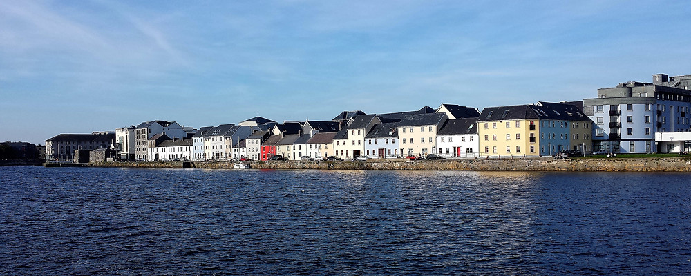 View of Galway, Ireland