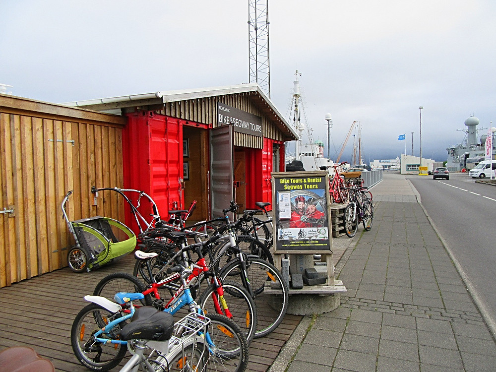 Taveleidoscope:  Reykjavik Bike Tours