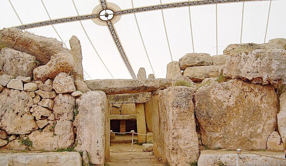 Megalithic Ruins, Malta