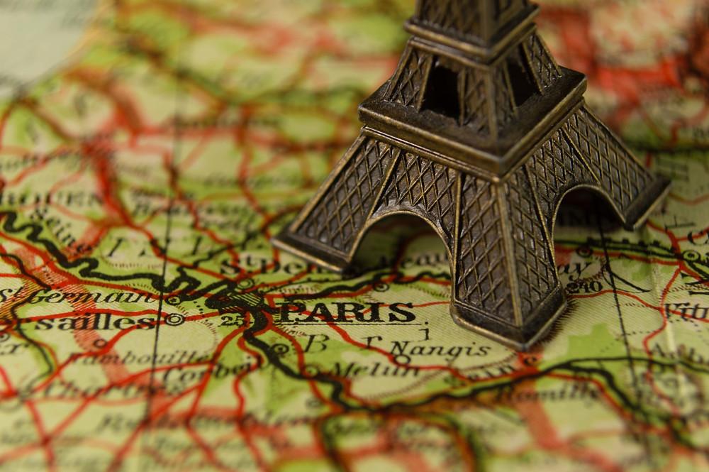 Traveleidoscope:  Map photo