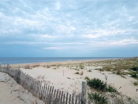 Off Season Visit to Fenwick Island, Delaware