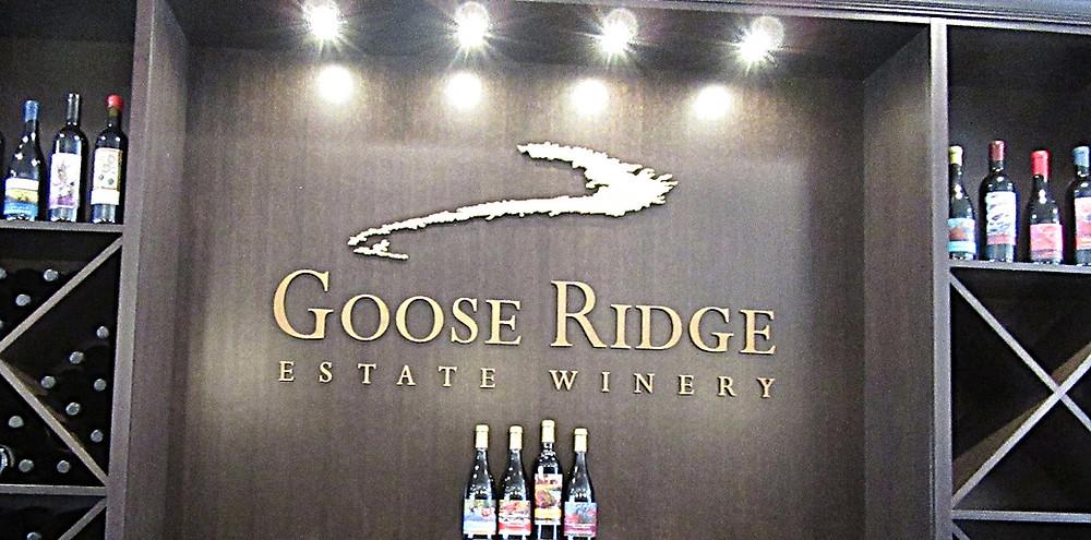 Traveleidoscope:  Goose Ridge Estate Winery, Leavenworth, Washington
