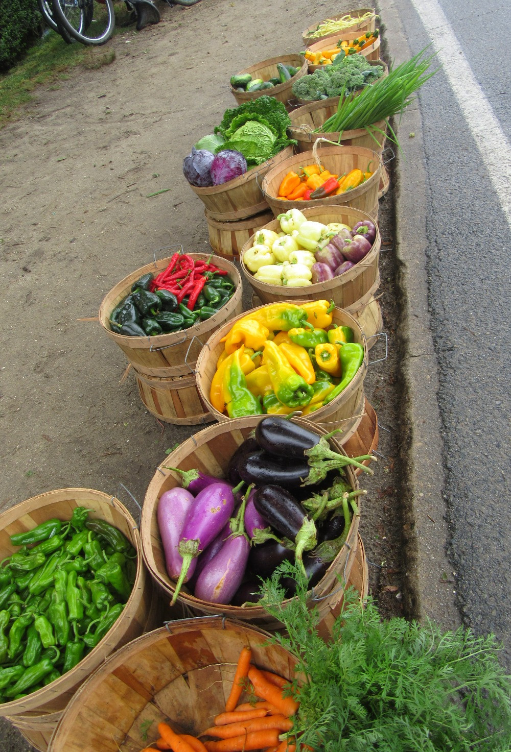 Traveleidoscope:  Bartlett's Farm Produce, Nantucket