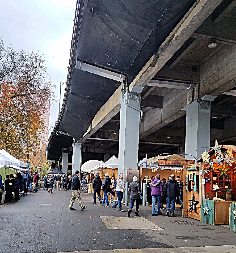 Traveleidoscope:  Portland Saturday Market