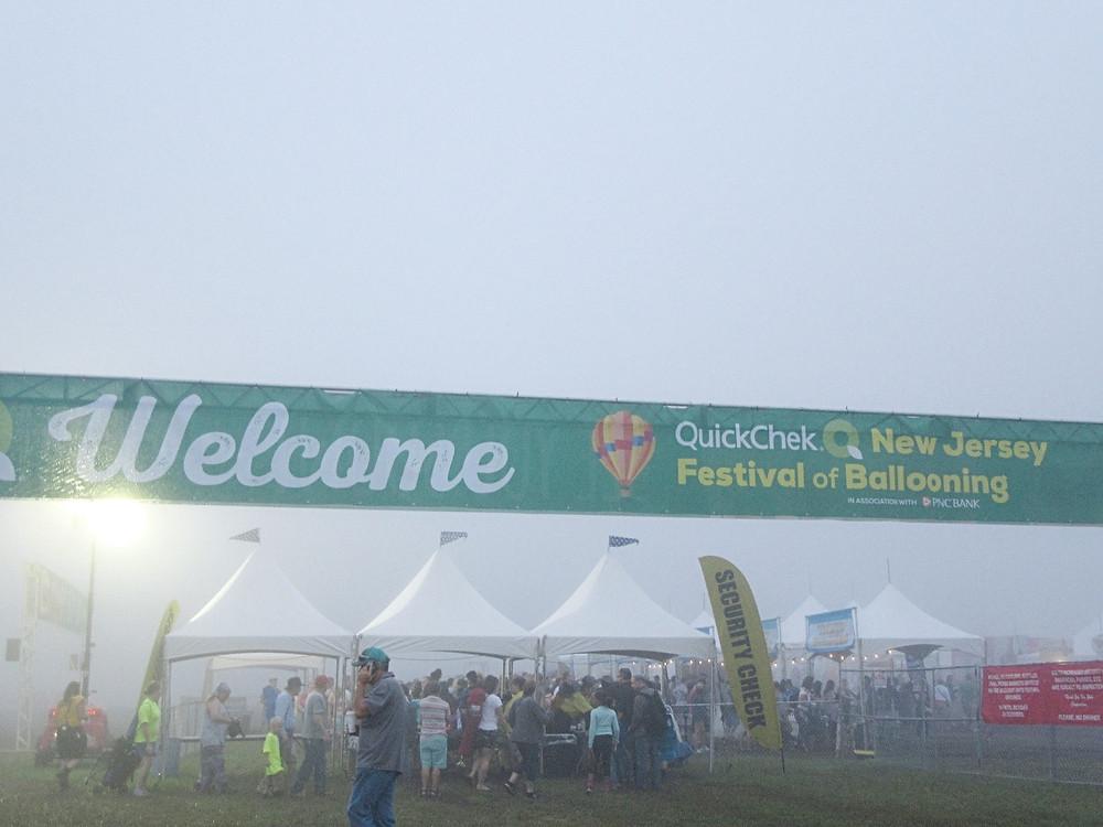 Traveleidoscope:  QuickChek Festival of Ballooning