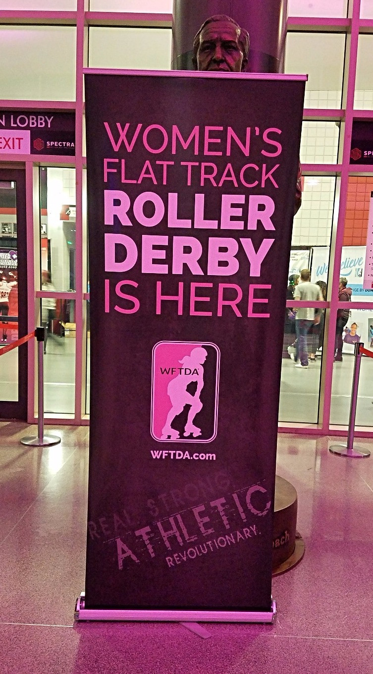 Traveleidoscope:  A Night at the WFTDA