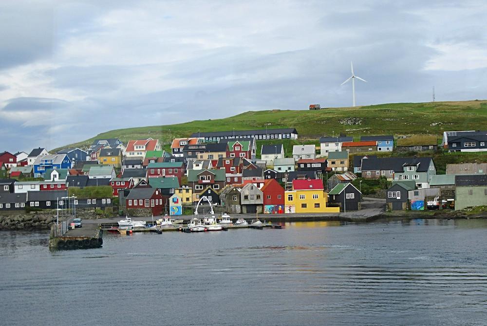 Traveleidoscope:  Nolsoy, Faroe Islands