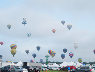 Photo Tour:  Balloon Festival