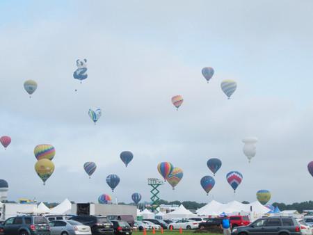 Photo Tour:  Balloon Festival