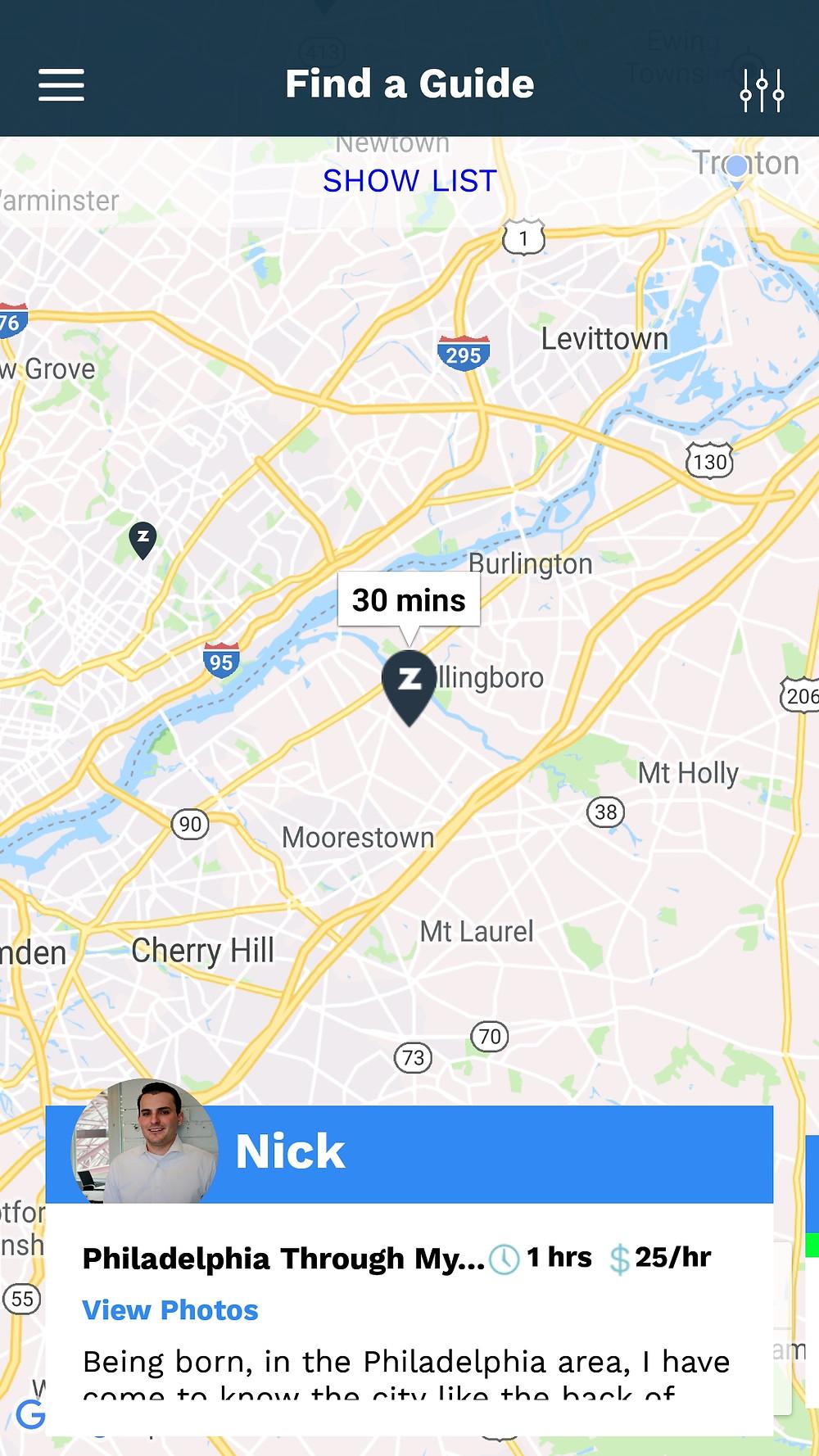 Traveleidoscope:  Zeeno Tour of Philadelphia