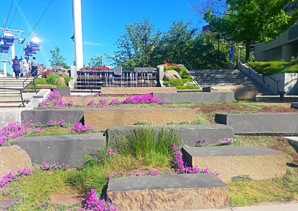 Traveleidoscope:  Riverfront Park, Spokane, Washington