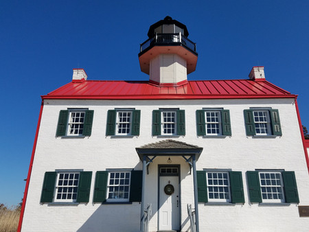 East Point Lighthouse – A Hidden Gem in Southern New Jersey