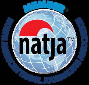 Traveleidoscope:  NATJA Member