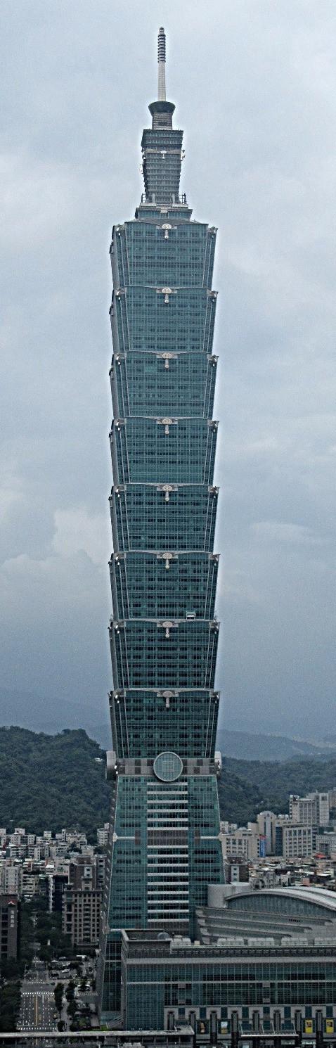 Photo of Taipei 101, Taiwan