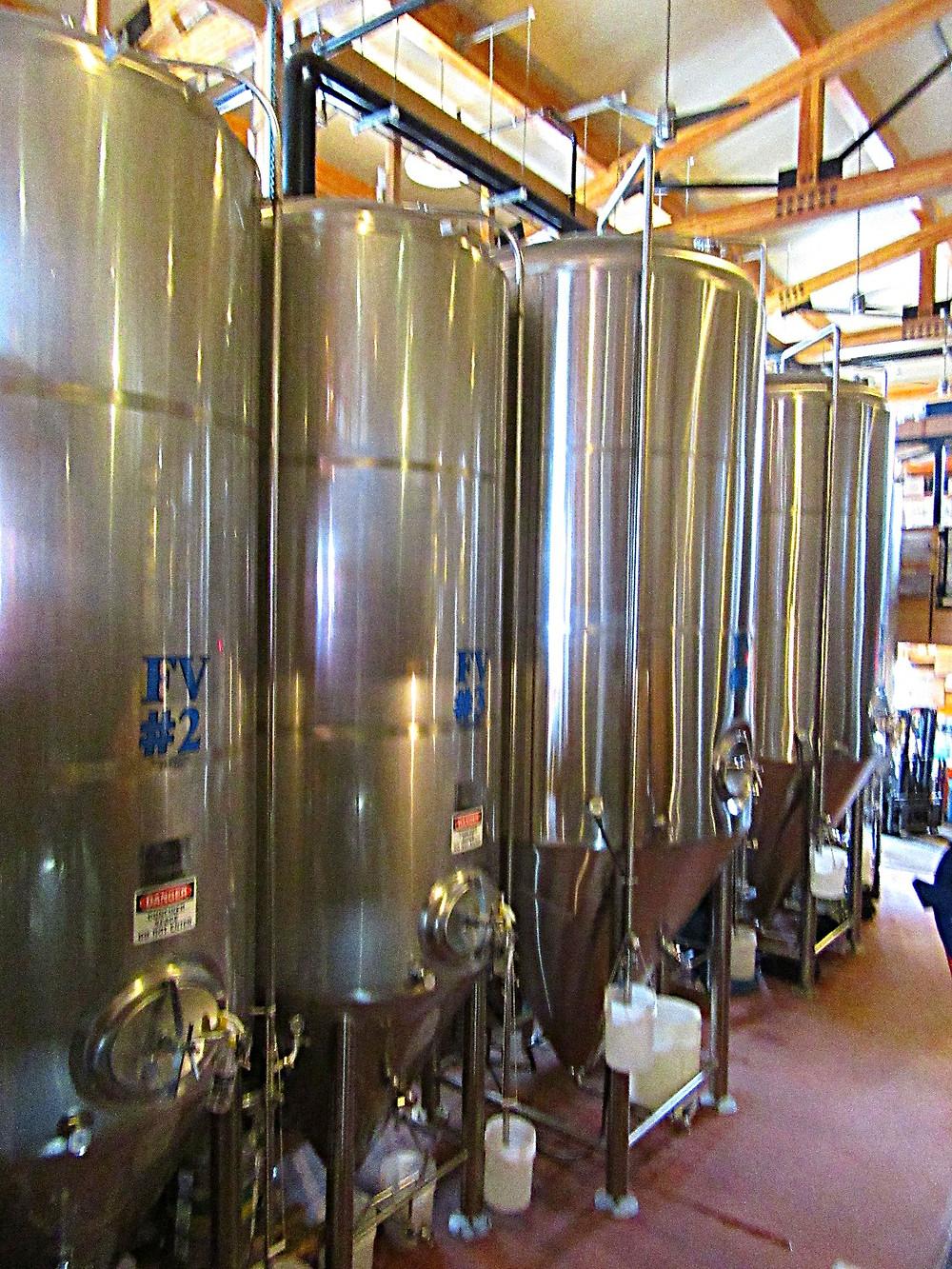 Traveleidoscope:  Icicle Brewing Company, Leavenworth, Washington