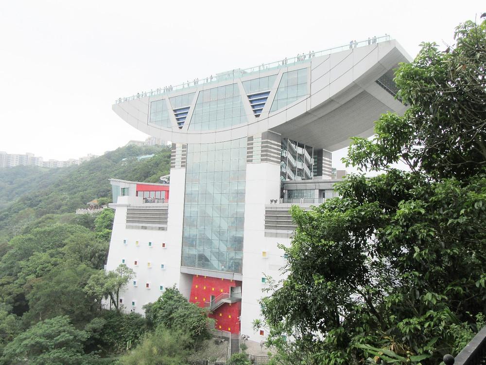 Peak Tower, Victoria Peak, Hong Kong