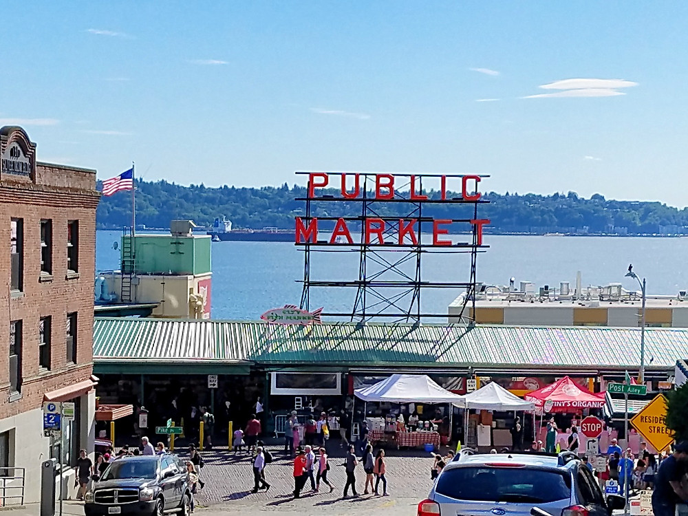 Traveleidoscope:  Pike Place Market, Seattle