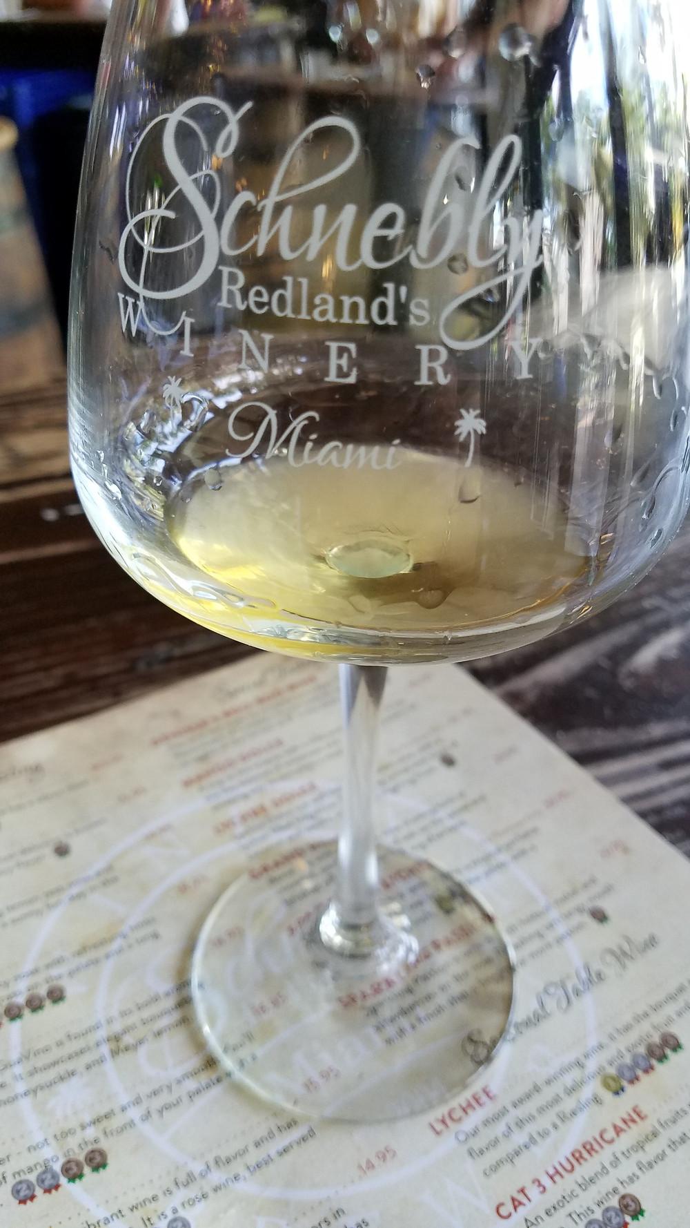 Traveleidoscope: Schnebly Winery, Homestead, Florida