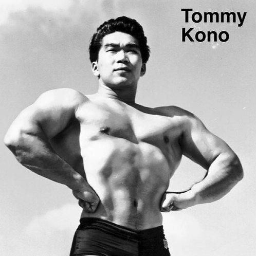 Tommy Kono Speaks - Vol. 2