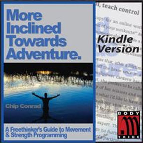 More Inclined Towards Adventure - Kindle Version