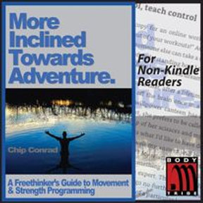 More Inclined Towards Adventure - All Other Readers