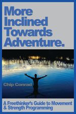 fitness book more inclined towards adventure