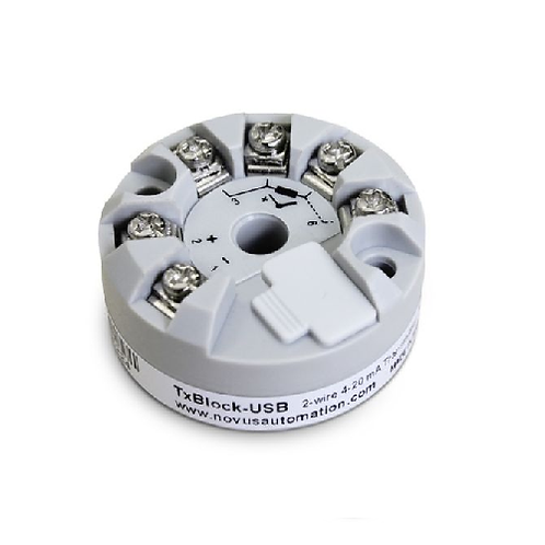 Transmissor de Temperatura TxBlock-USB