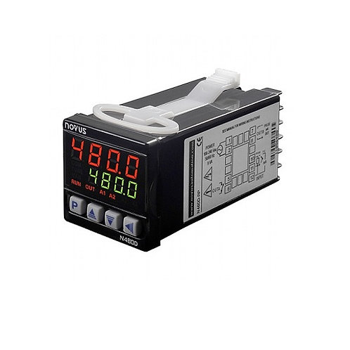 Controlador de temperatura N480D RRR- USB (100-240V)