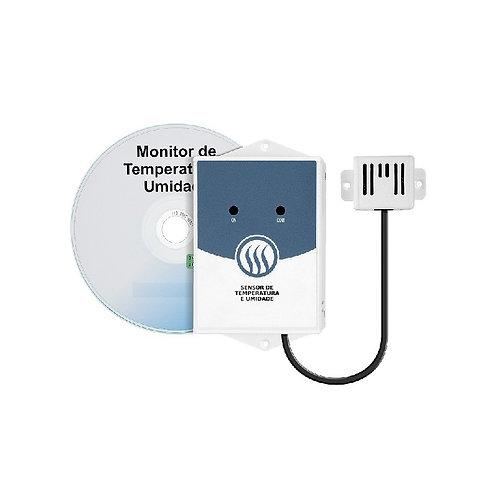 Kit de monitoramento, modelo Kit Term-1S (sensor SEM display)