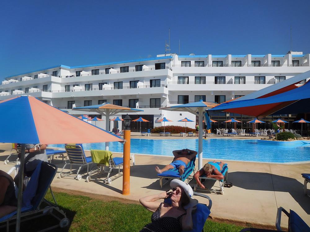 Corralia Beach Hotel
