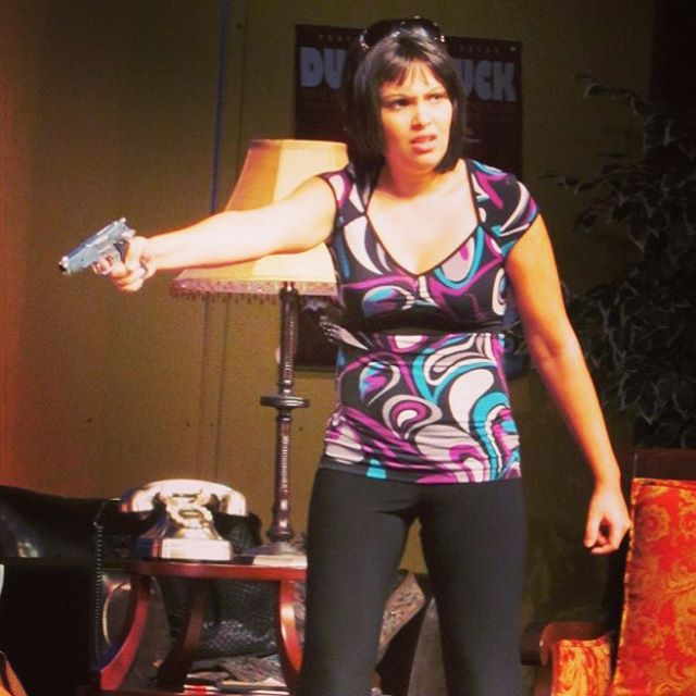#TBT From the stage play _Bridge of No Return_ directed by _tymartinstudios  #throwbackthursday #act