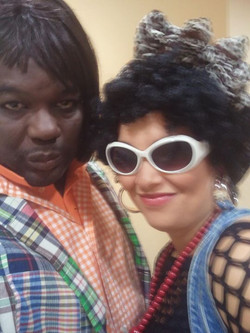 Antwon & Tamika (played by T.Y