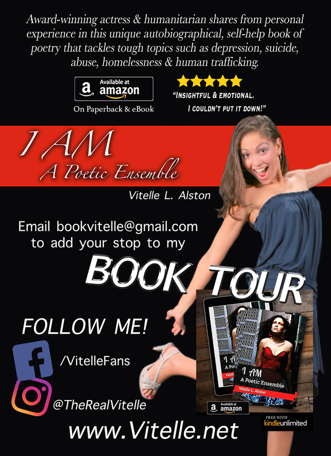Book Tour & Upcoming Events!